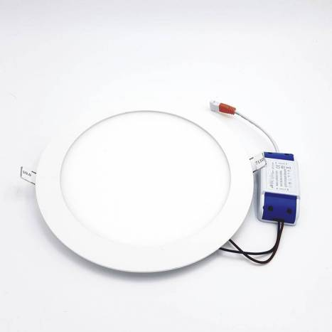 KOHL Disc LED panel light 20w white