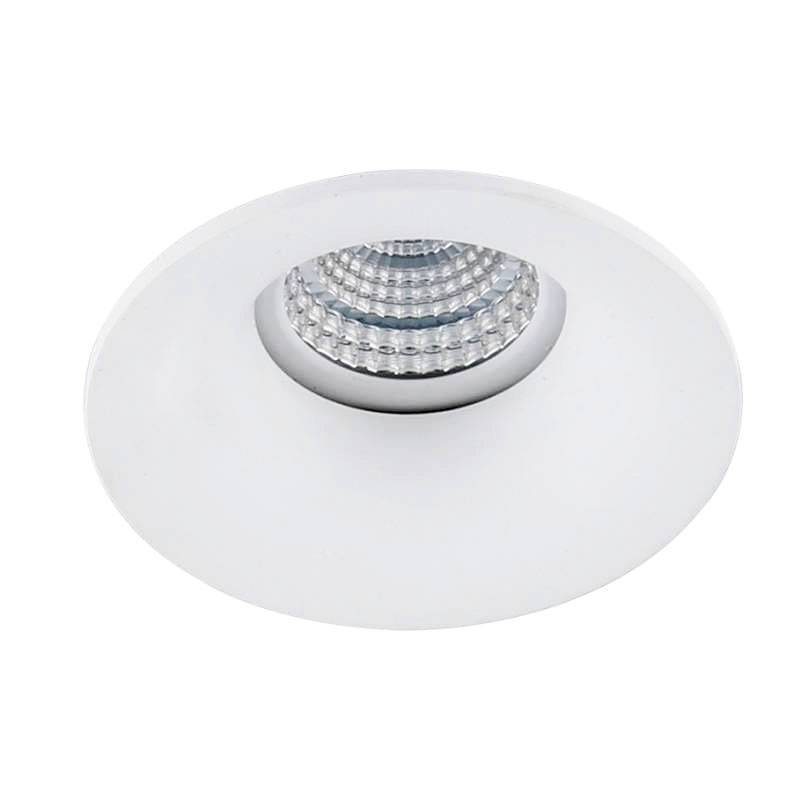 YLD NC1825 recessed light white aluminium