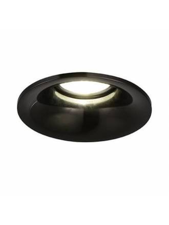 YLD NC1825 recessed light black aluminium
