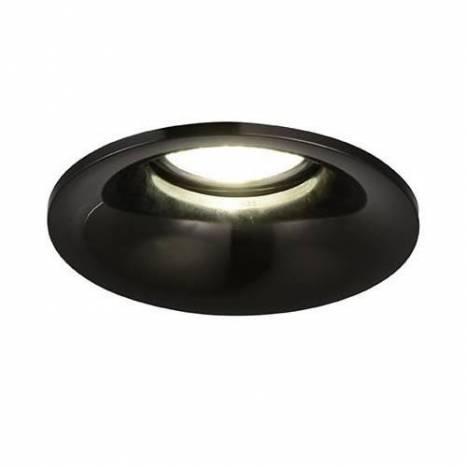 YLD NC1825 recessed light black aluminium