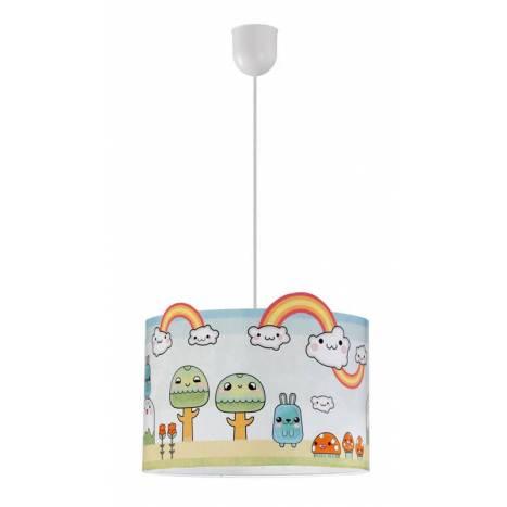 Lámpara infantil Bosque 1L E27 - Anperbar