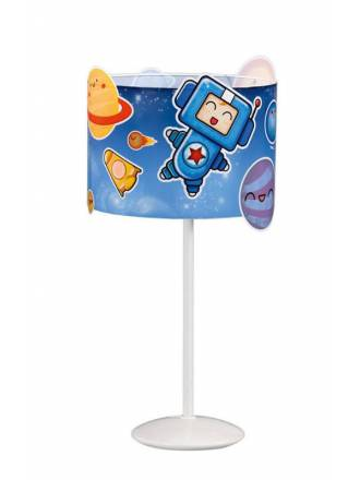 Kids table lamps at incredible prices igan iluminacin anperbar roky children table lamp 1l e27 mozeypictures Image collections