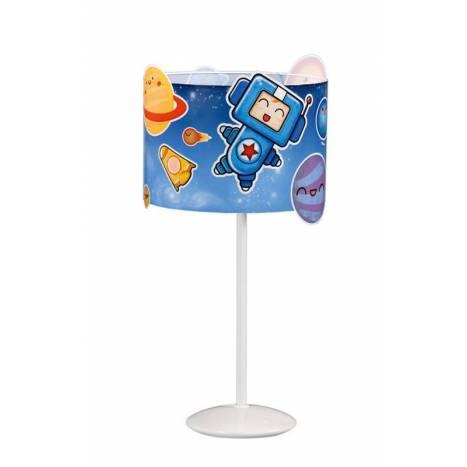 Lámpara de mesa infantil Roky 1L E27 - Anperbar
