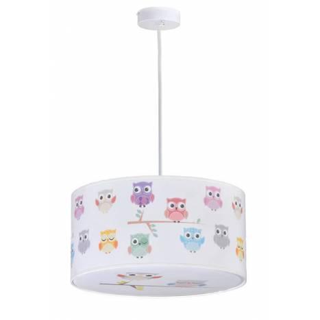 Lámpara infantil Buhos 1L E27 - Anperbar