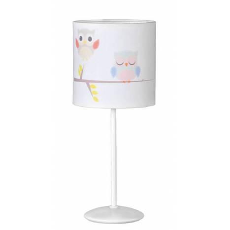 Lámpara de mesa Buhos 1L E27 - Anperbar