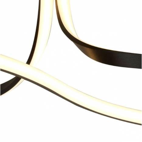 Lámpara de techo Nur LED 40w forja - Mantra