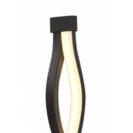 MANTRA Sahara table lamp LED 6w forge