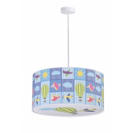 Lámpara infantil Globos 1L E27 colores - Anperbar