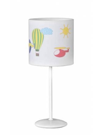 Lámpara de mesa infantil Globos 1L E27 - Anperbar