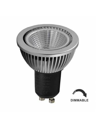 LEDISSON Reflex One dimmable GU10 LED 7w 220v 60º