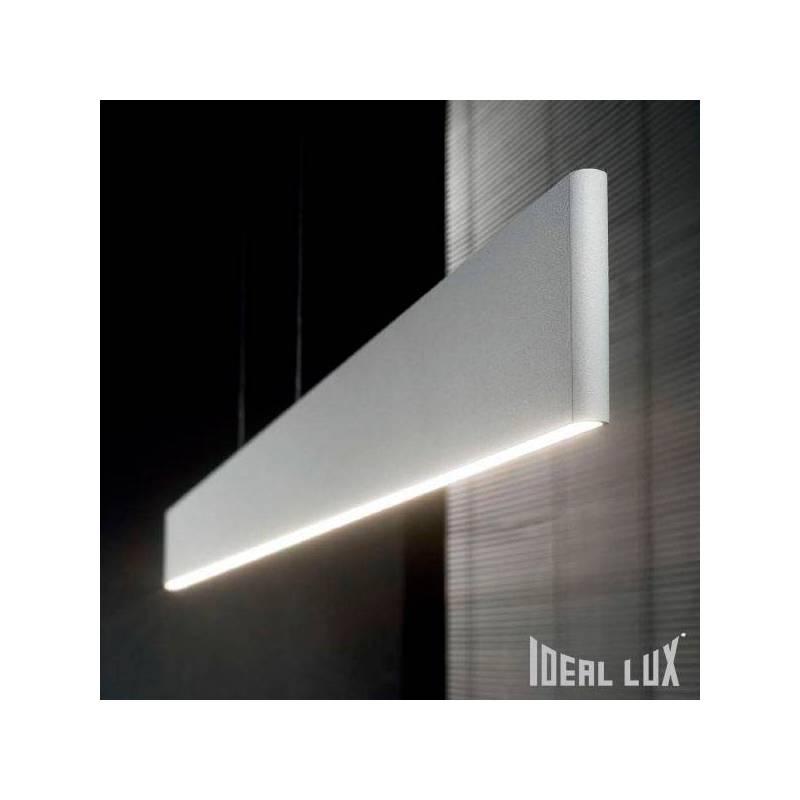 IDEAL LUX Desk LED 23w white matt hanging lamp