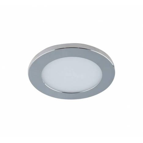 Foco empotrable LC1452W LED cromo - YLD
