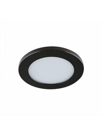 Foco empotrable LC1452W LED negro - YLD