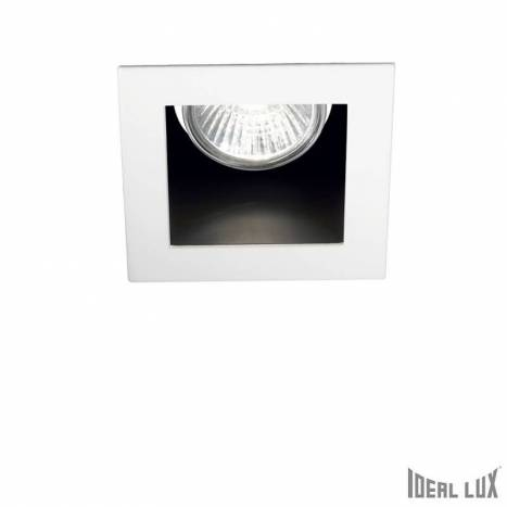 Foco empotrable Funky 1L GU10 blanco - Ideal Lux