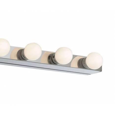 Aplique de pared Prive cromo - Ideal Lux