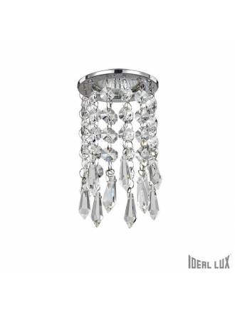 IDEAL LUX Bossanova GU10 crystal recessed light