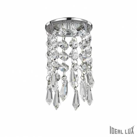 Foco empotrable Bossanova GU10 cristal - Ideal Lux