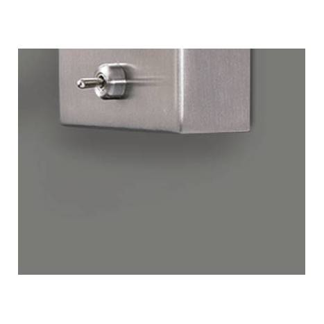 ACB Flex wall lamp LED 3w stainless steel
