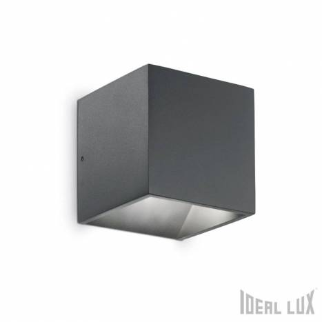 IDEAL LUX Rubik LED 6w outdoor wall lamp