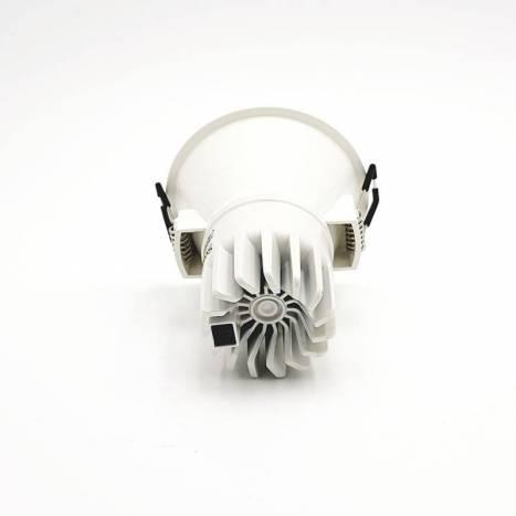 Foco empotrable Swap M LED blanco de Arkoslight