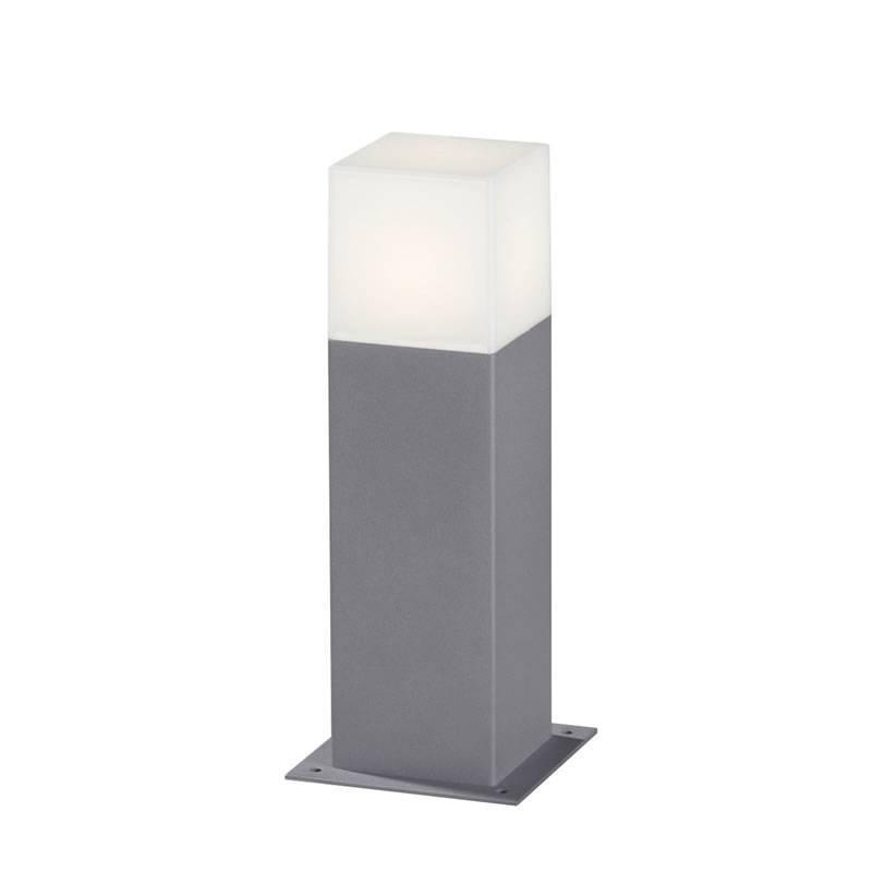 Lampara de pie Hudson LED 30cm gris de Trio