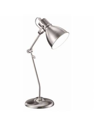 TRIO 3005 table lamp 1L nickel mat