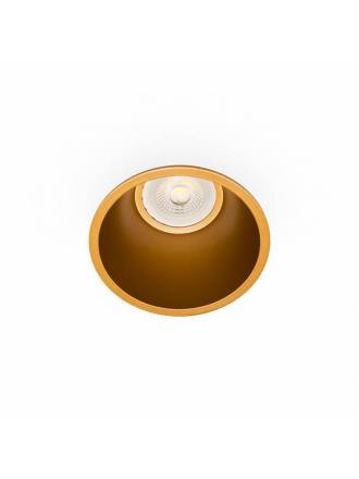 FARO Fresh recessed light gold