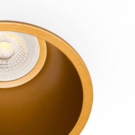Foco empotrable Fresh oro - Faro
