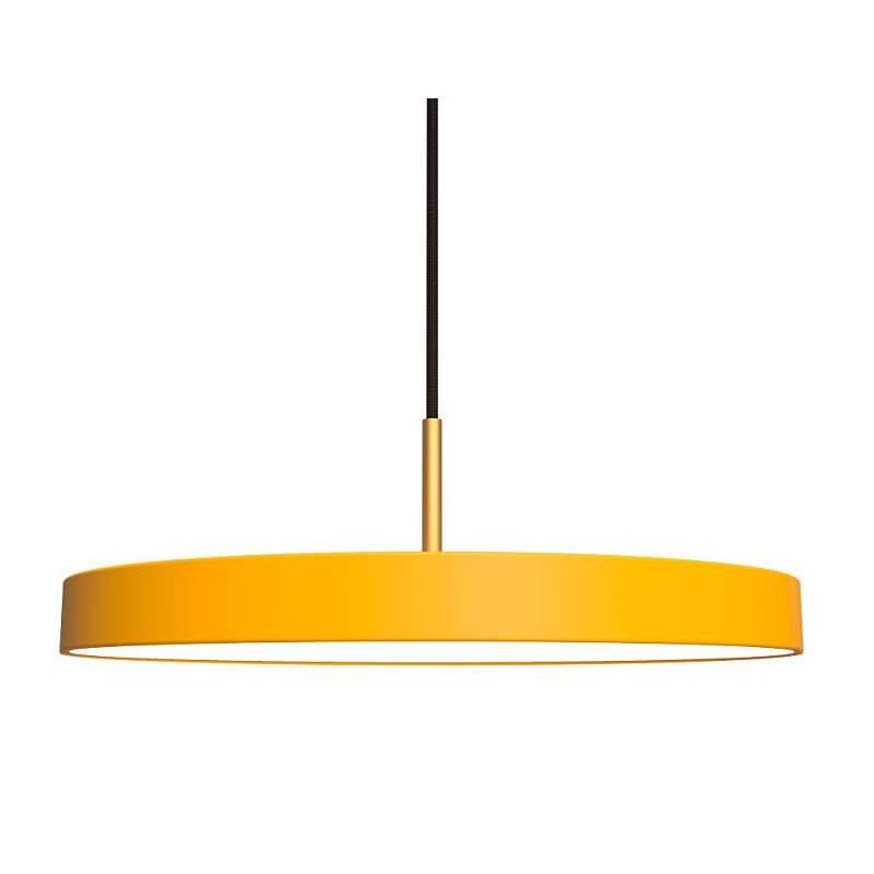 VITA Asteria pendant lamp LED 15w steel