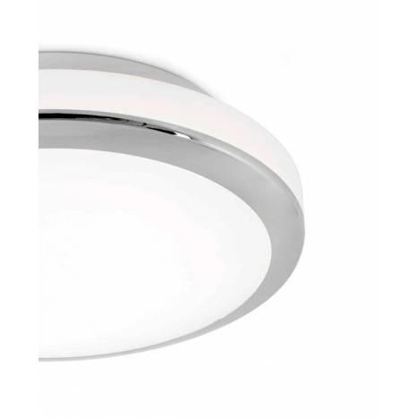 FARO Cloe ceiling lamp LED 24w chrome
