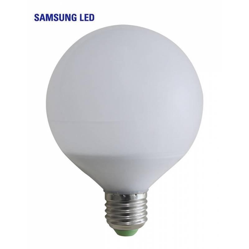 Bombilla LED 12w E27 230v globo de Maslighting