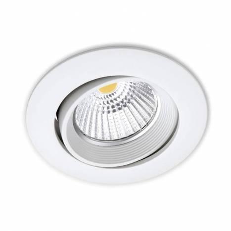 Arkoslight dot tilt recessed led light white arkoslight dot tilt recessed led light aloadofball Choice Image