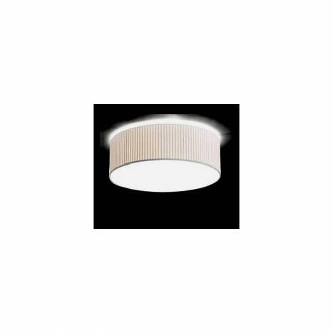 MASSMI Simplicity ceiling lamp cream fabric