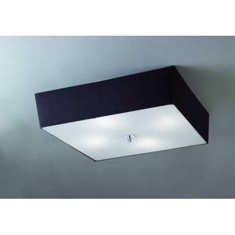 Mantra Akira ceiling lamp 4L colors