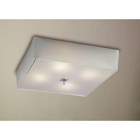 Mantra Akira ceiling lamp 4L colors