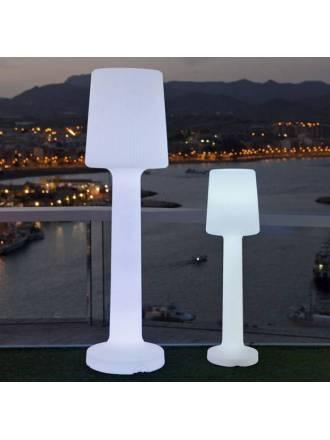 Lámpara de pie Carmen LED IP65 exterior - Newgarden