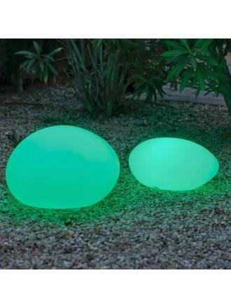 NEWGARDEN Petra IP65 RGB Solar LED lamp
