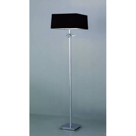 MANTRA Akira floor lamp 3L fabric colors