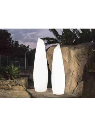 Lámpara de pie Fredo LED IP65 exterior - Newgarden