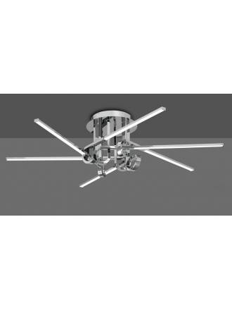 MANTRA Cinto 42w chrome ceiling lamp