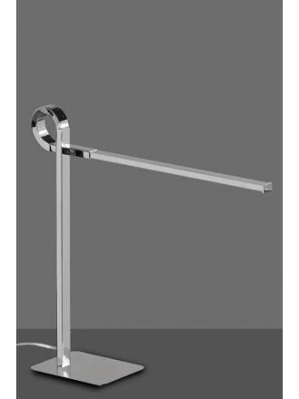 Lámpara de mesa Cinto 6w LED horizontal cromo - Mantra