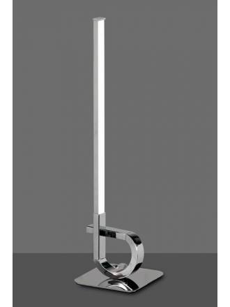 MANTRA Cinto 6w LED chrome vertical table lamp
