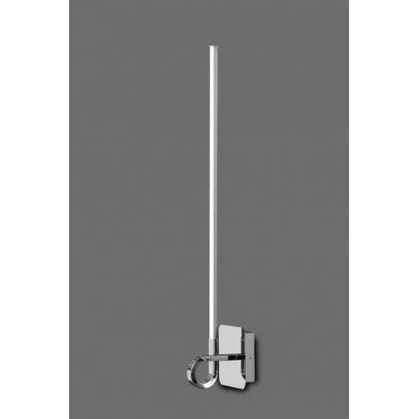 Aplique de pared Cinto LED 12w cromo - Mantra