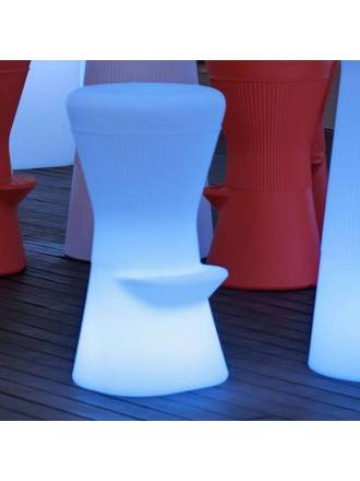NEWGARDEN Corfu IP65 RGB Solar LED stool