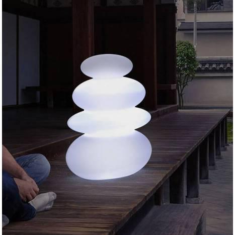 Lámpara Balans LED IP65 exterior - Newgarden