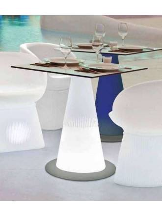 NEWGARDEN Itaca IP65 RGB Solar LED table