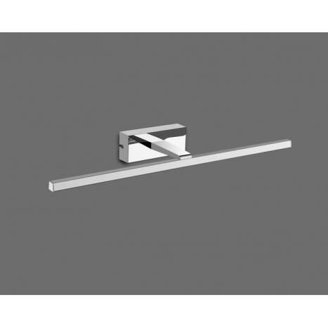 Aplique de pared Yaque LED 8w IP44 cromo - Mantra
