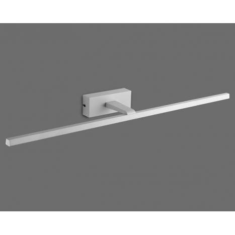 Aplique de pared Yaque LED 12w IP44 cromo - Mantra