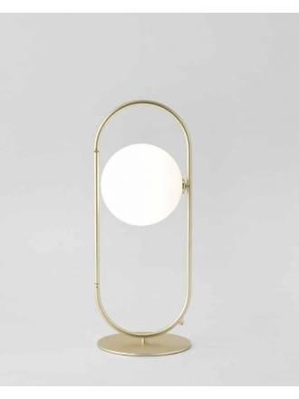 Lámpara de mesa Abbacus 1L oro - Aromas