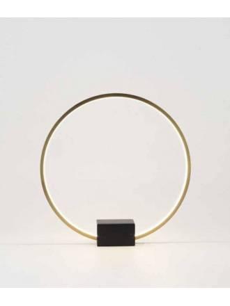 AROMAS Tivoli LED table lamp bronze